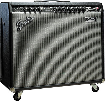 Fender Amp Repair