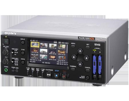 Sony Micro Site XDCAM