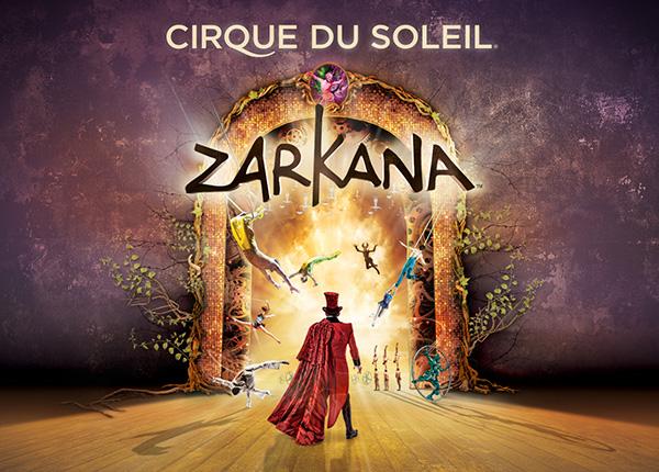 Cirque Du Soleil – Zarkana