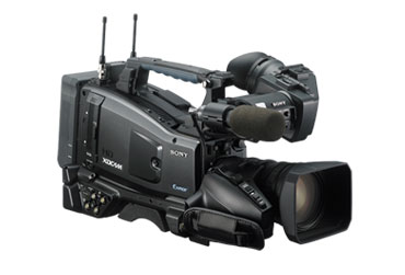 The PXW320K is an update for the PMW320K XDCAM camcorder that is popular among broadcasters