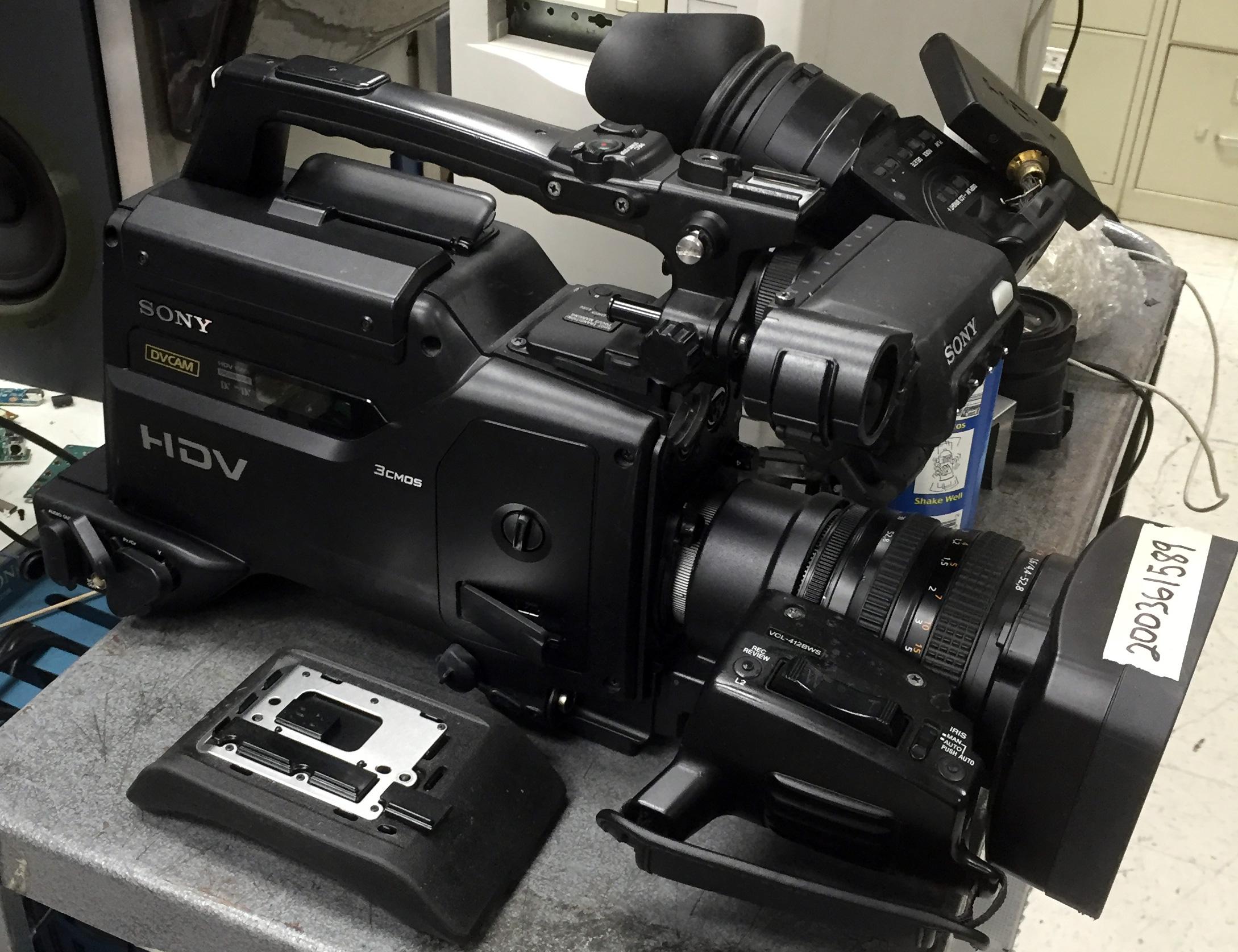 ENG Camera Repair