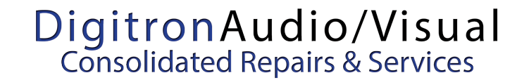 Digitron | Repairs for Projectors, Audio, Video, & Lighting Equipment