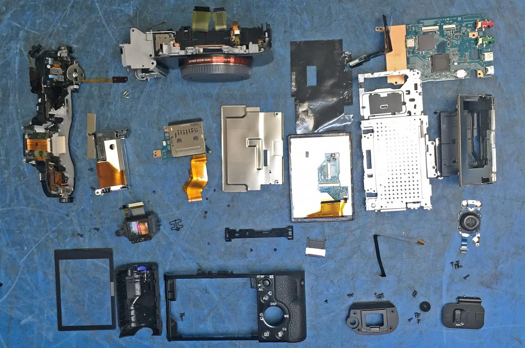 Sony A7R Repair